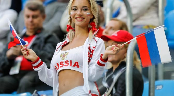 The PORN truth about Russia's super World Cup Fan