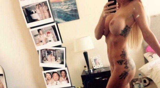 Love Island: Laura Anderson (Leaked Nude)